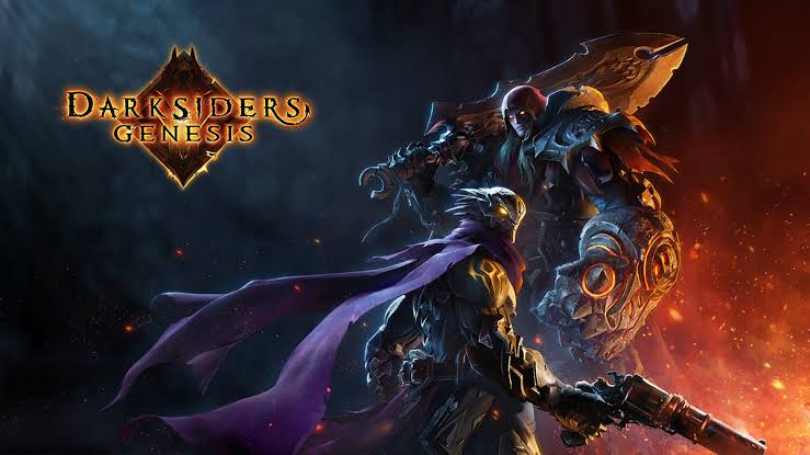 Darksiders Genesis Announced to be Released in December for PC and Stadia