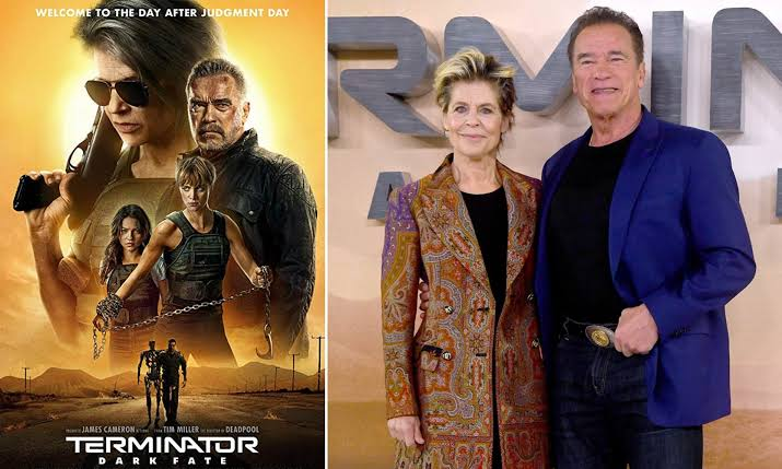 Schwarzenegger and Hamilton keep promises in new 'Terminator'
