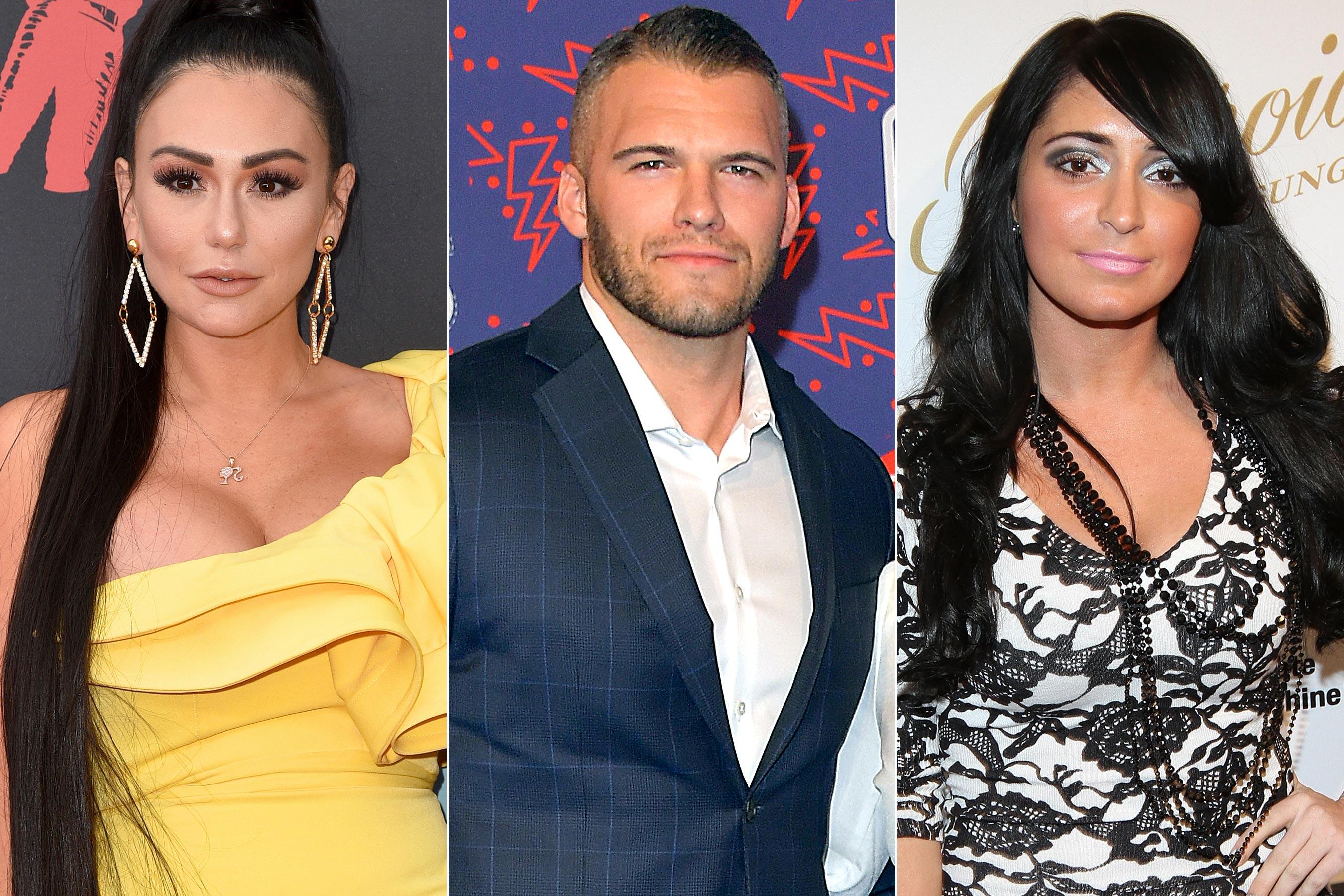 JWoww Is 'Hurt' As Boyfriend Zack Carpinello Make a Move on Angelina Pivarnick
