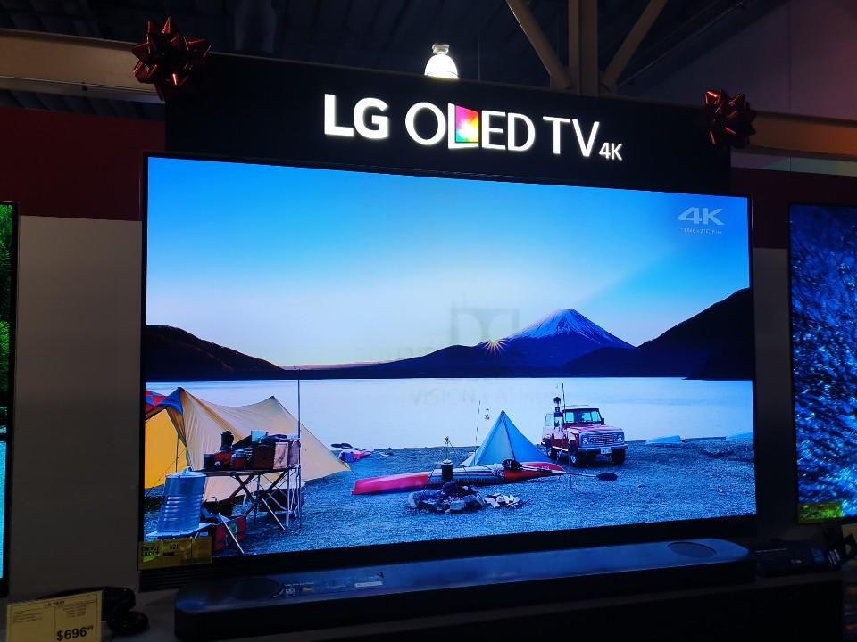 How to check if your OLED TV has burn-in?