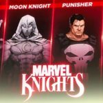 What's New in Marvel Ultimate Alliance 3 Marvel Knights DLC?