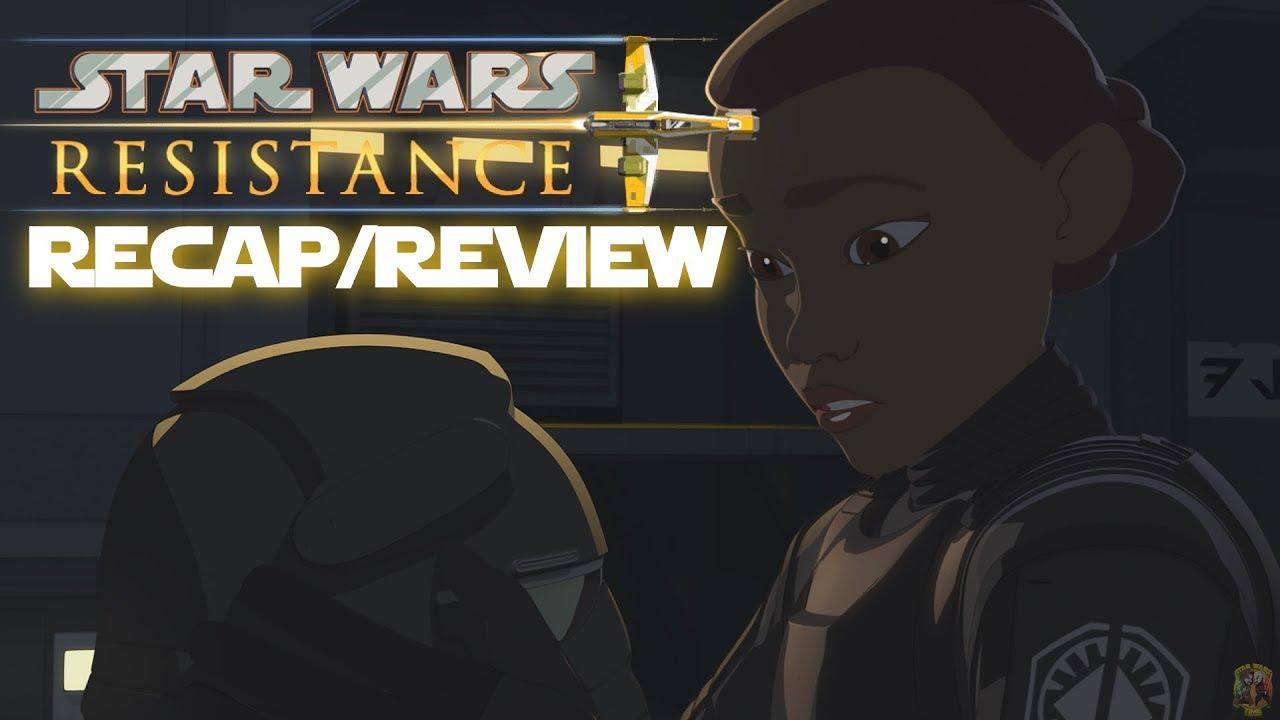 """Star Wars Resistance' Season 2 Episode 1: Full Review"