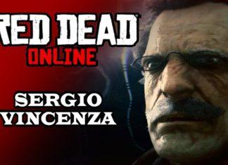 "New Legendary Bounty in ""Red Dead Online"" : Sergio Vincenza"