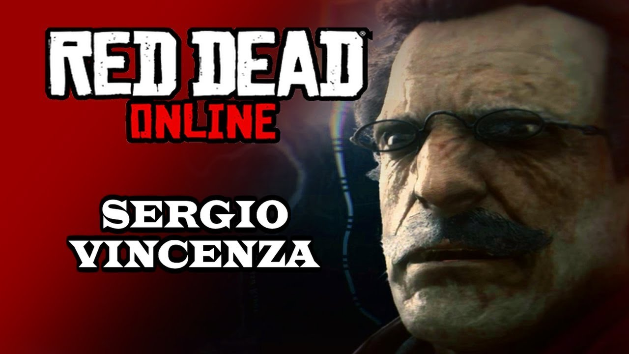 "New Legendary Bounty in ""Red Dead Online"" : Sergio Vincenza"