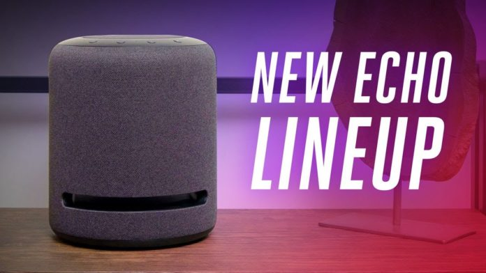 Amazon's New Alexa line up Revealed, Now focusing on privacy