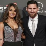 Messi attends the premiere of Cirque du Soleil's show based on his career