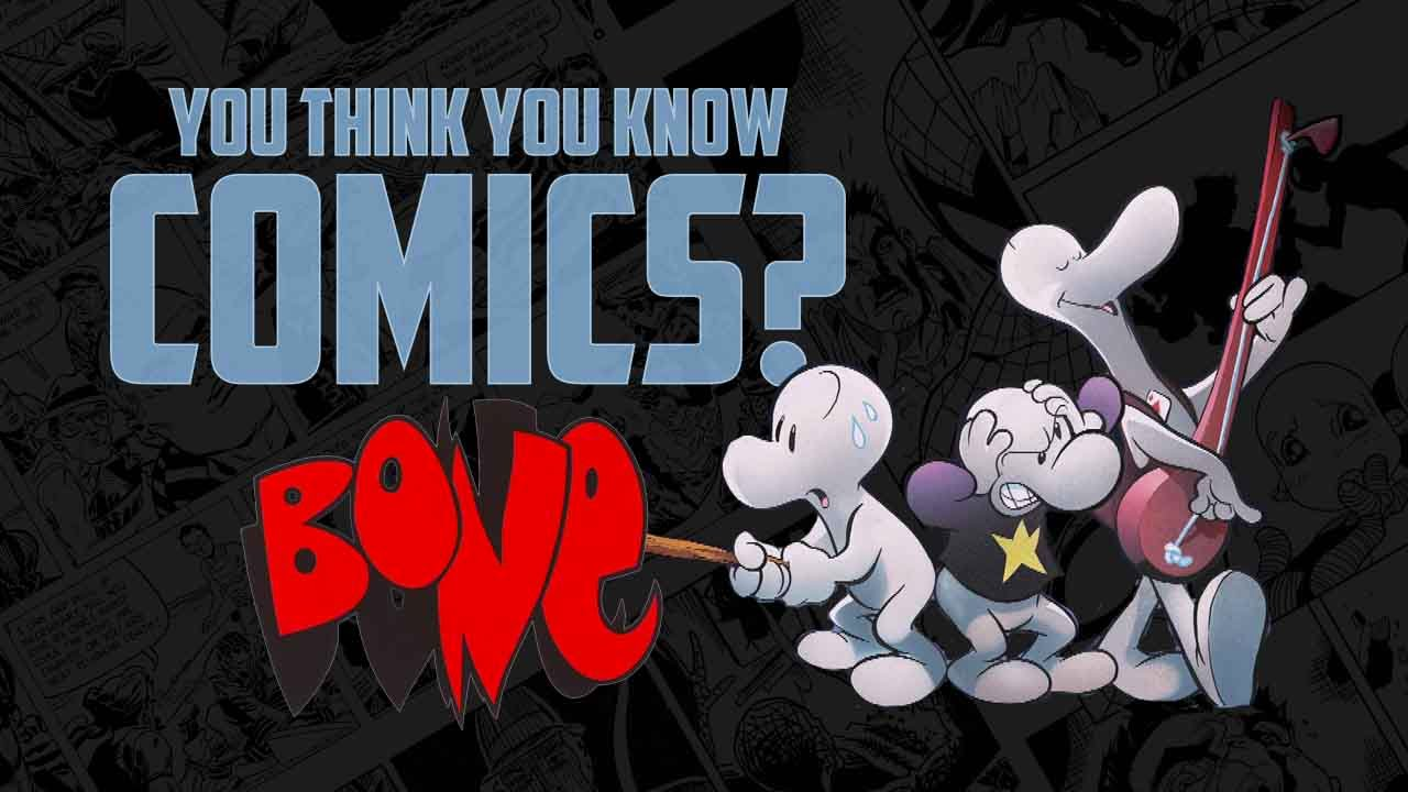 Netflix announces Famous comic series 'Bone's an animated TV version