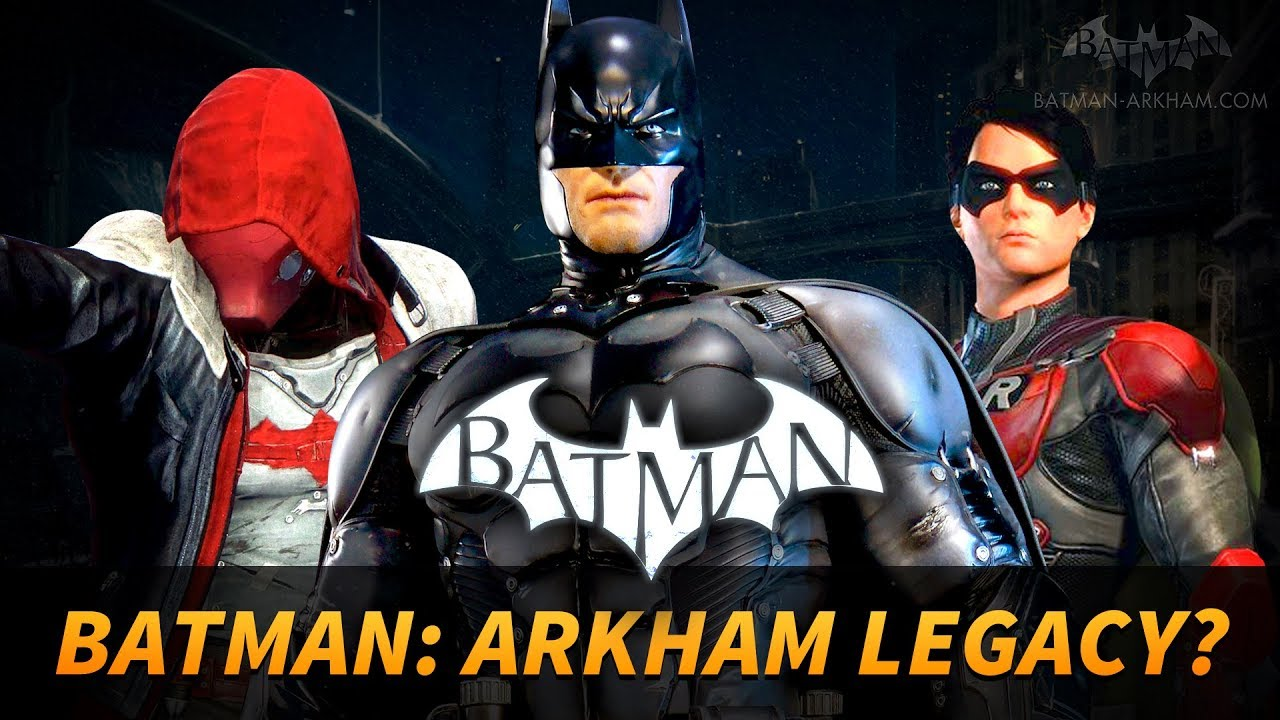 """""""Arkham Legacy"""" The Next Batman Video Game - Is this a Rumor?"""