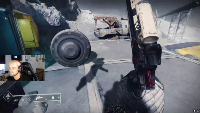 Here's How can you play the Tire Game in Destiny 2?