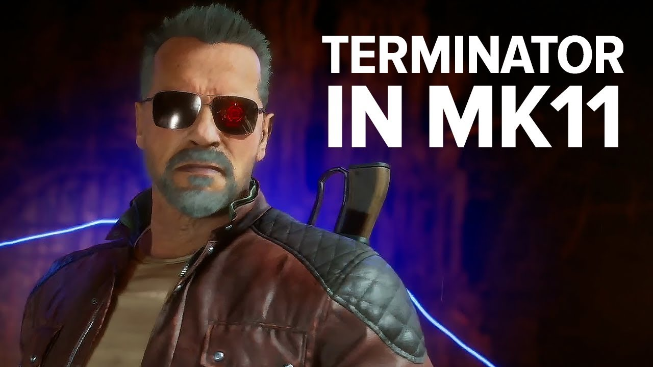 Mortal Kombat 11'S First Terminator Brutality Revealed