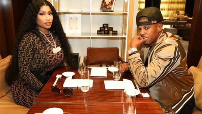 Nicki Minaj shares Hint About Her Marriage to Kenneth Petty