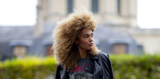 HERE ARE THE BEST BEAUTY STREET STYLE LOOKS FROM PARIS FASHION WEEK