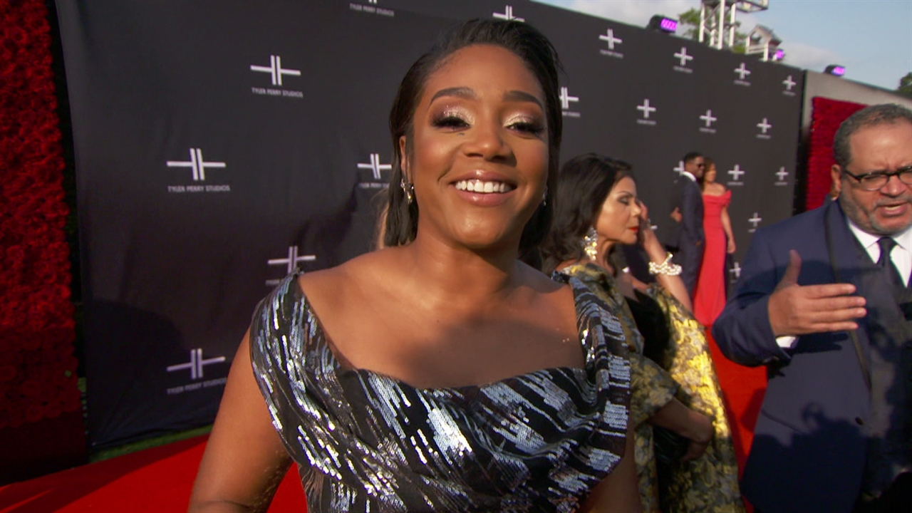 Tiffany Haddish says she is ready after Her PCAs Nominations