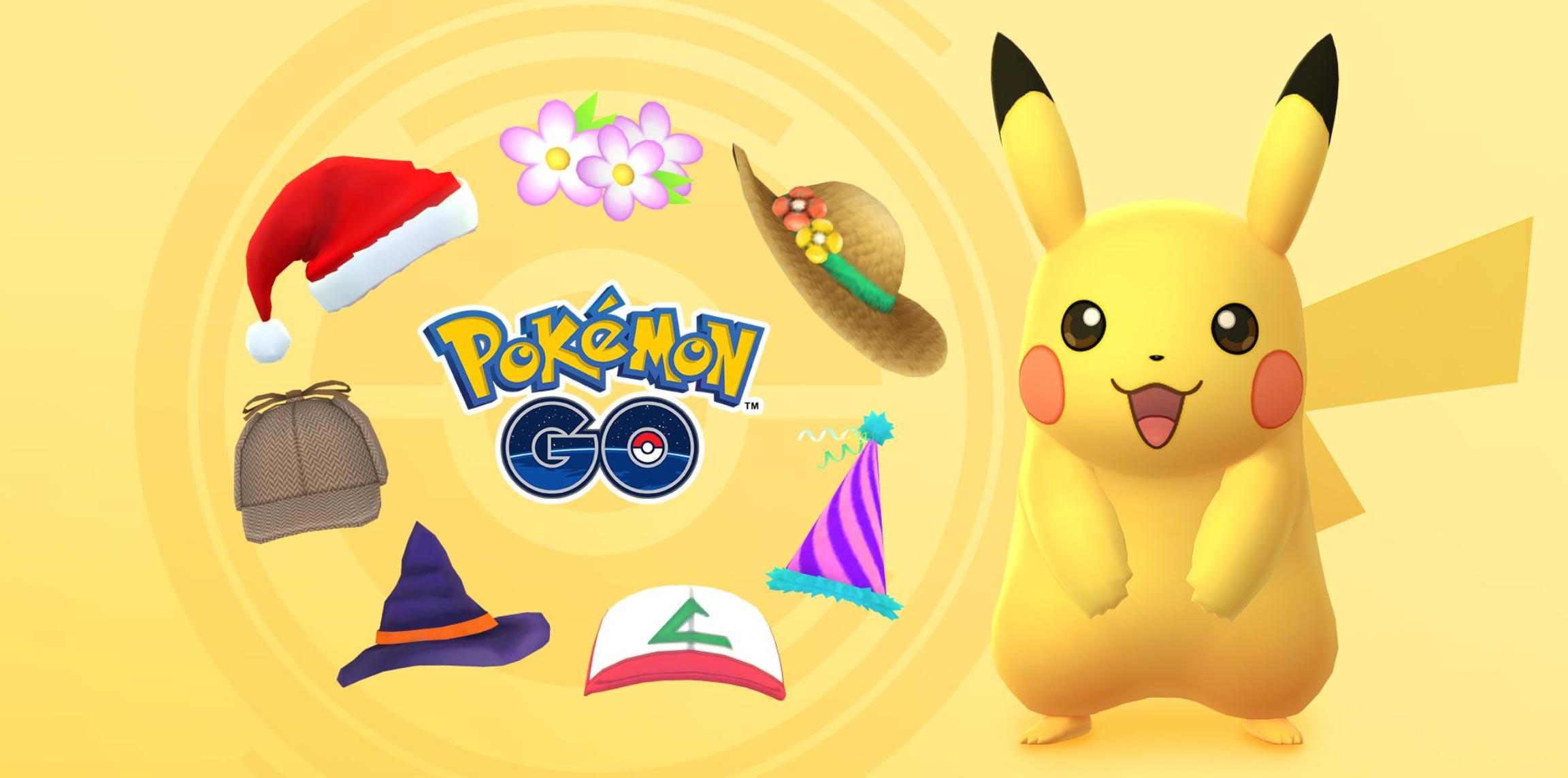 Pikachu's meta costume for Pokémon Go's Halloween event