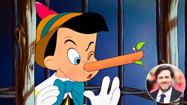 Disney's live-action Pinocchio remake soon announced Director