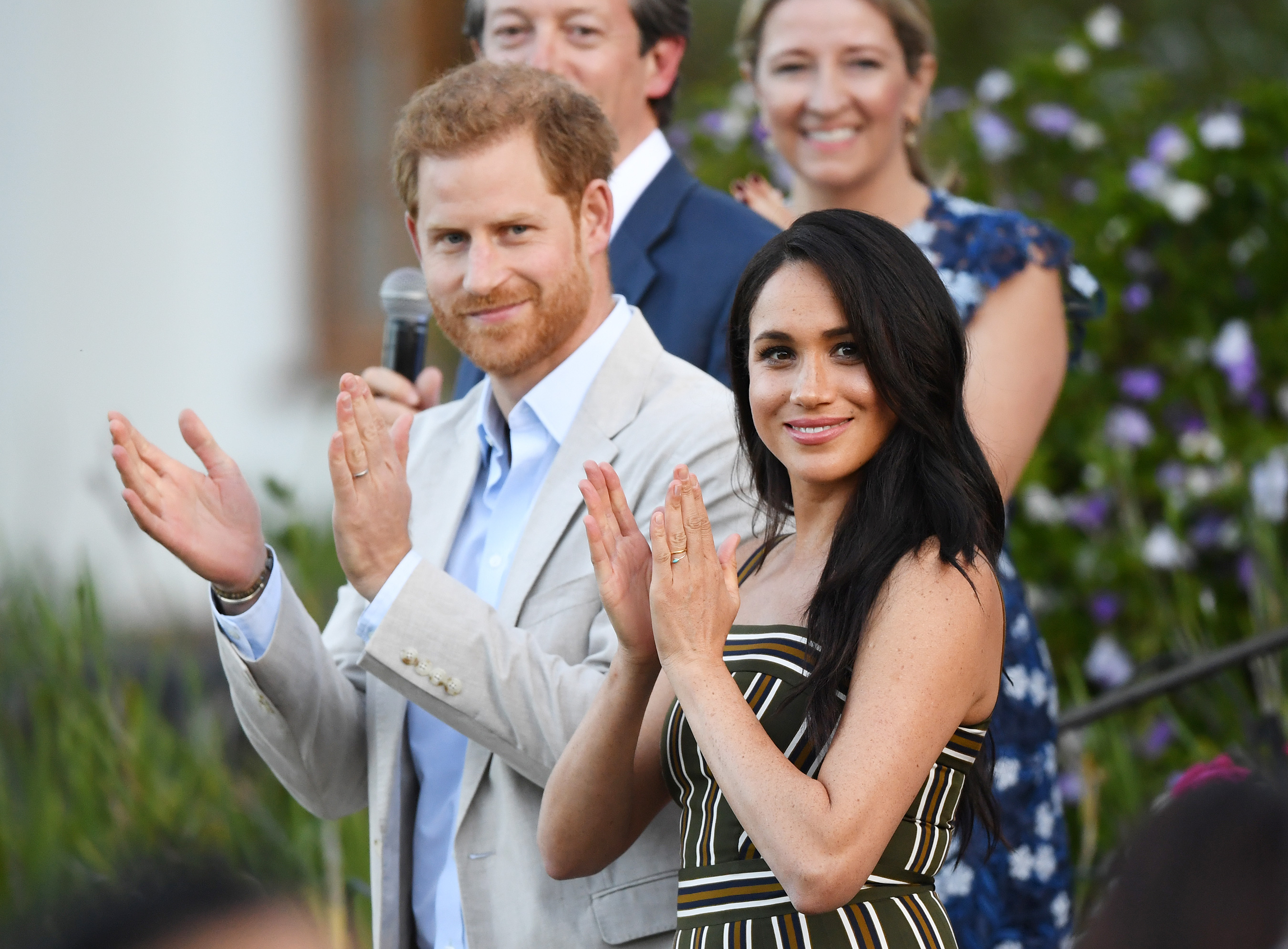 Revealed: Prince Harry and Meghan will sue the Mail on Sunday