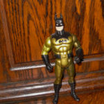 NECA: New Classic Kenner Gold Batman Figure Remaked