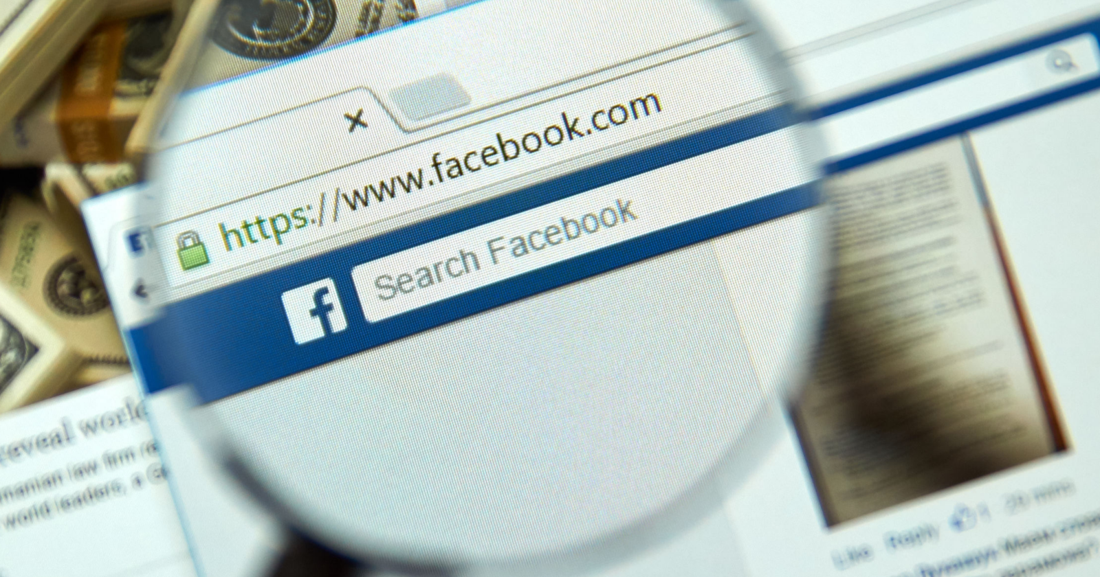 Facebook : Search Ads are Now Available to All Advertisers
