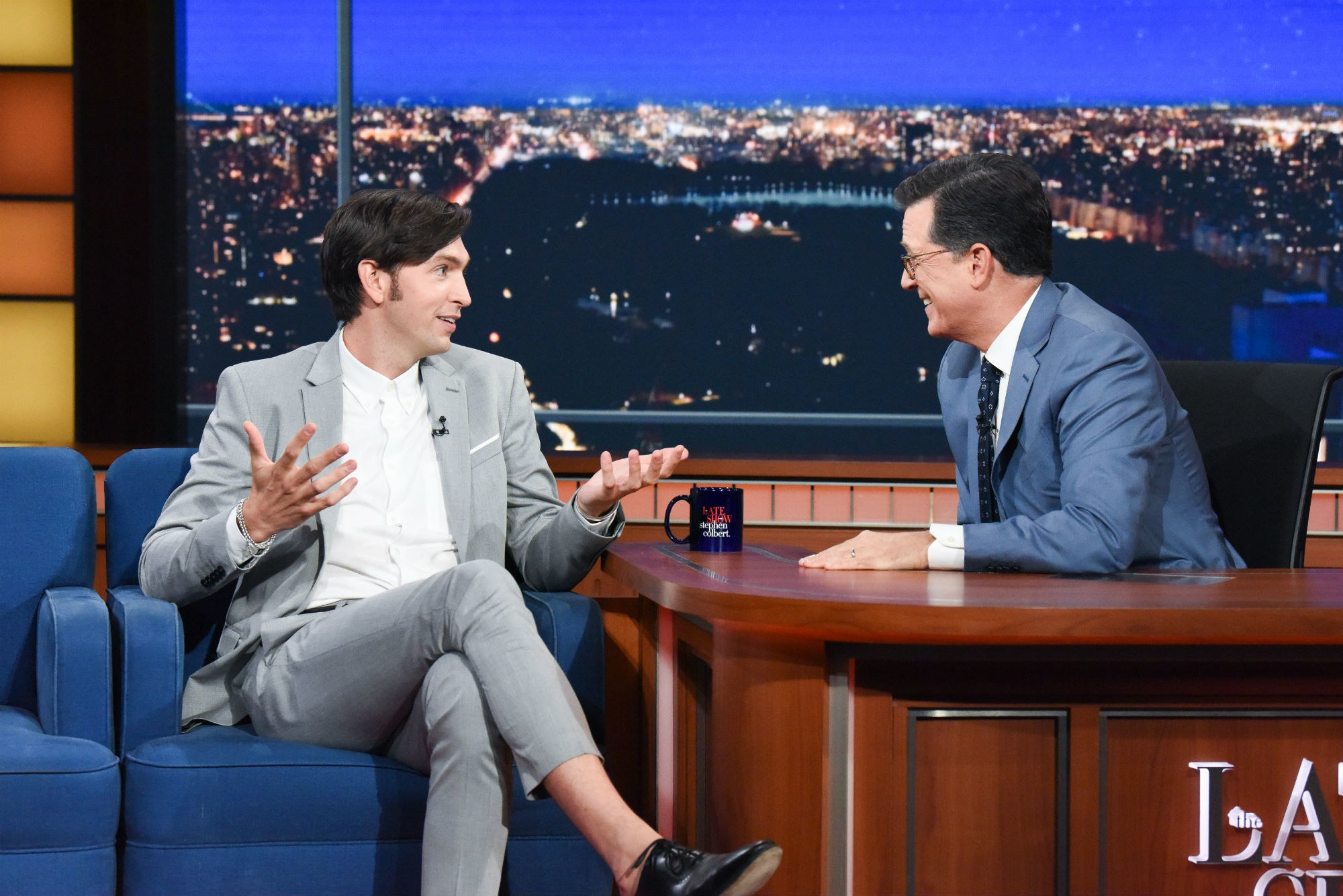 'Succession' Stars Nicholas Braun, Matthew Macfadyen Breaks Down on How To Make a Tomelette