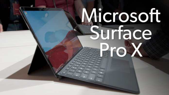 How to choose between the Surface Pro X and Surface Pro 7?