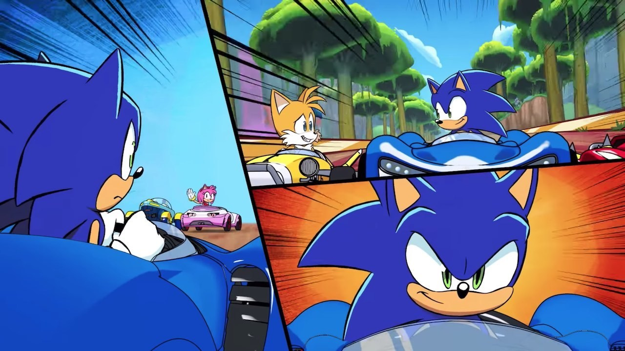 """""""Sega"""" To Release New Animated Sonic Shorts Soon"""