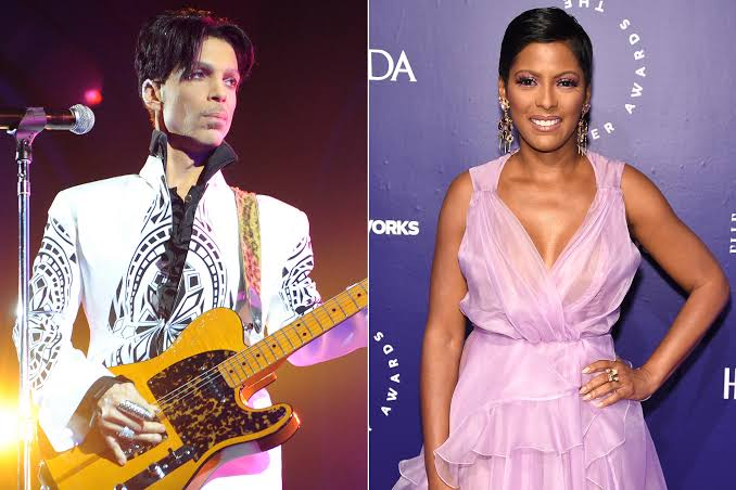 Tamron Hall Reveals About Selfie That Became Cover Art for Prince's 'If Eye Could Get Ur Attention'