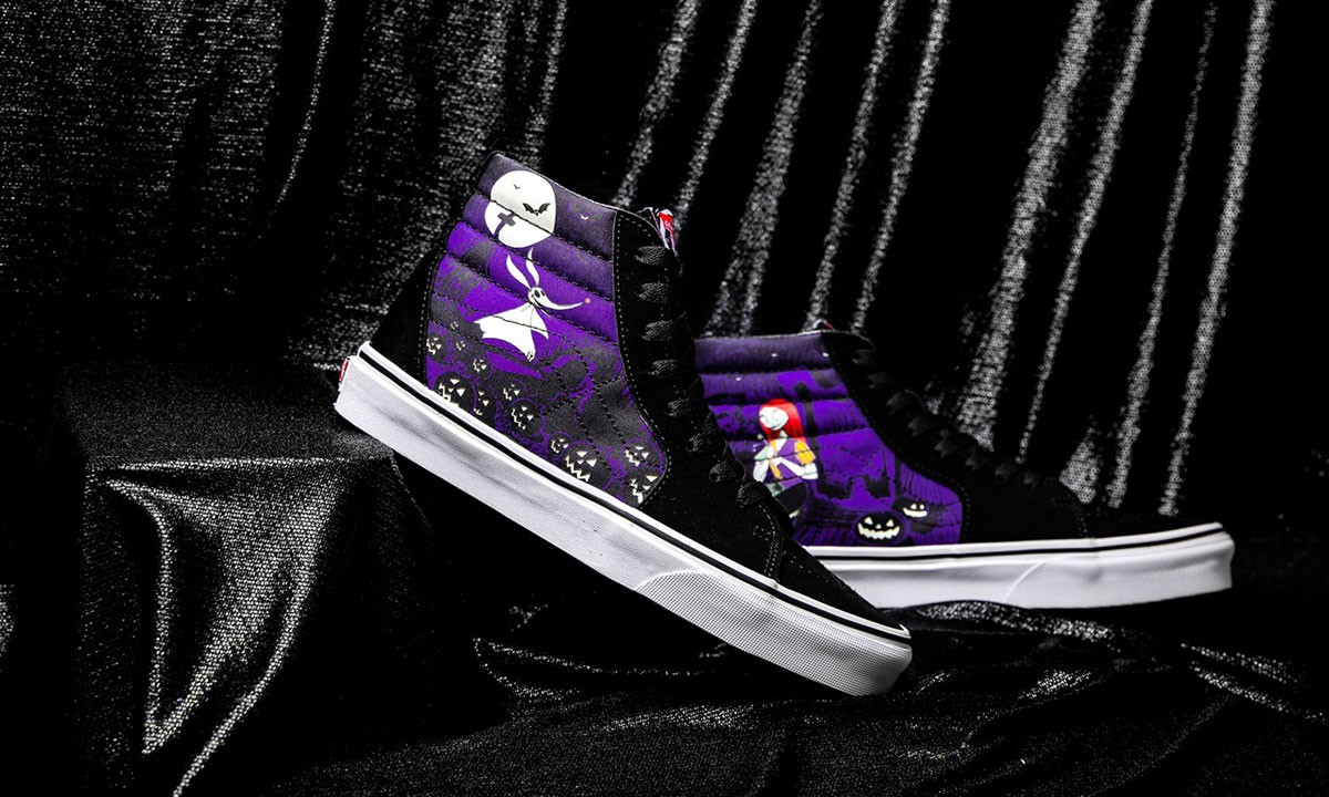 Vans Newly Revealed 'Nightmare Before Christmas' Apparel & Shoe Collection - Details inside