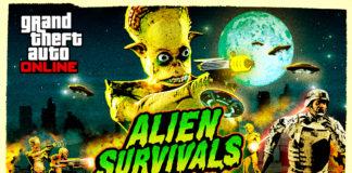 New Alien Survival Series on GTA Online Gets: Details inside