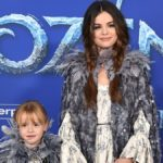 Selena Gomez twinned with her 6-year-old sister at the 'Frozen 2' premiere