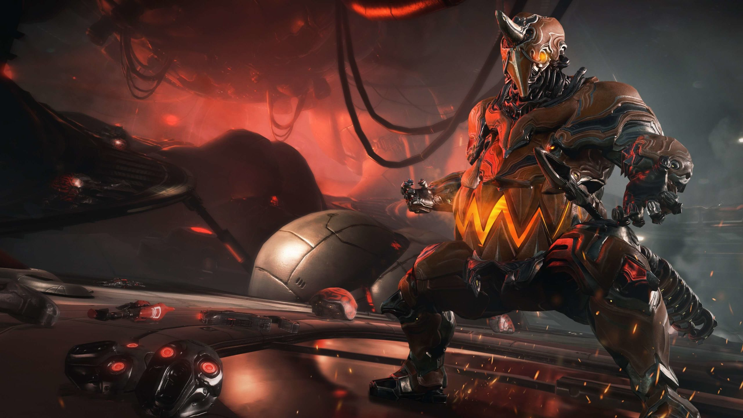 Warframe Old Blood Update live Details on PS4 and Xbox One with patch notes