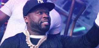 50 Cent posted on Twitter after Instagram Account Gets Shut Down