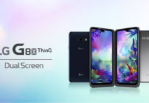 "LG G8X ThinQ the ""foldable"" LG smartphone : Review"