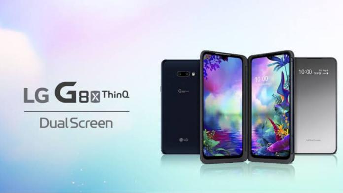 LG G8X ThinQ the