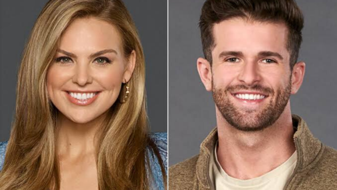 Hannah Brown Seemingly Takes a Dig at 'Bachelorette' Contestant Jed Wyatt at CMA Awards 2019