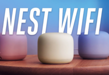 Google's New Nest Wifi Specs Leaked - a mesh router with sound and style