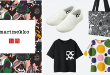 Uniqlo's Latest Winter Collection With Marimekko Out Now!