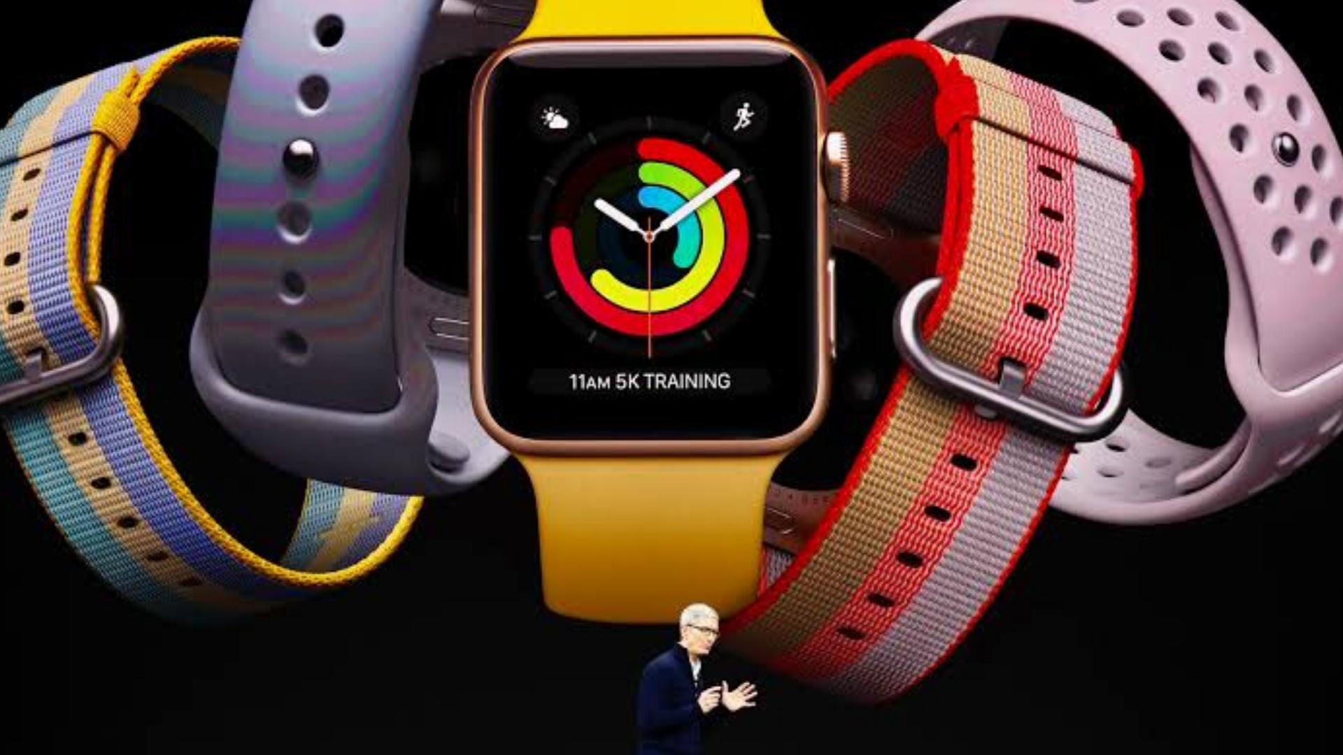 Apple Watch detects irregular heartbeats : Finds US study
