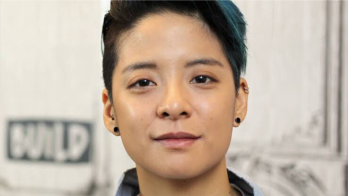 Amber Liu says sorry for commenting over Black man arrested