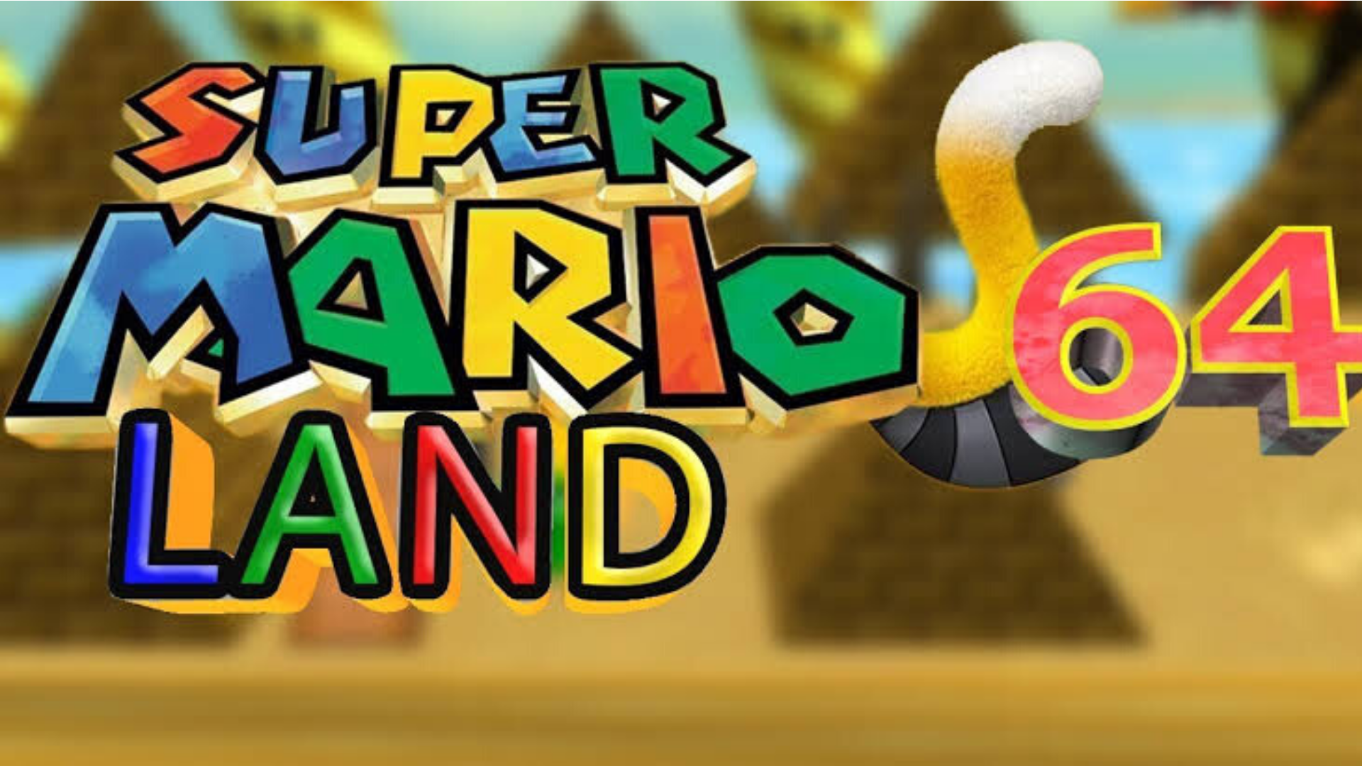 Super Mario 64 Land mode is Now available but there's a problem