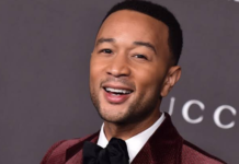 Famous John Legend crowned as People's Sexiest Man Alive