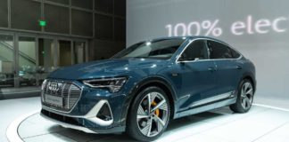 "AUDI'S SECOND ELECTRIC CAR ANNOUNCED- ""THE E-TRON SPORTBACK"""