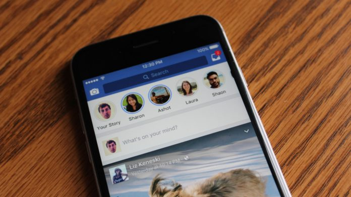 Facebook Latest Update- Making New GIFs Tab for Stories