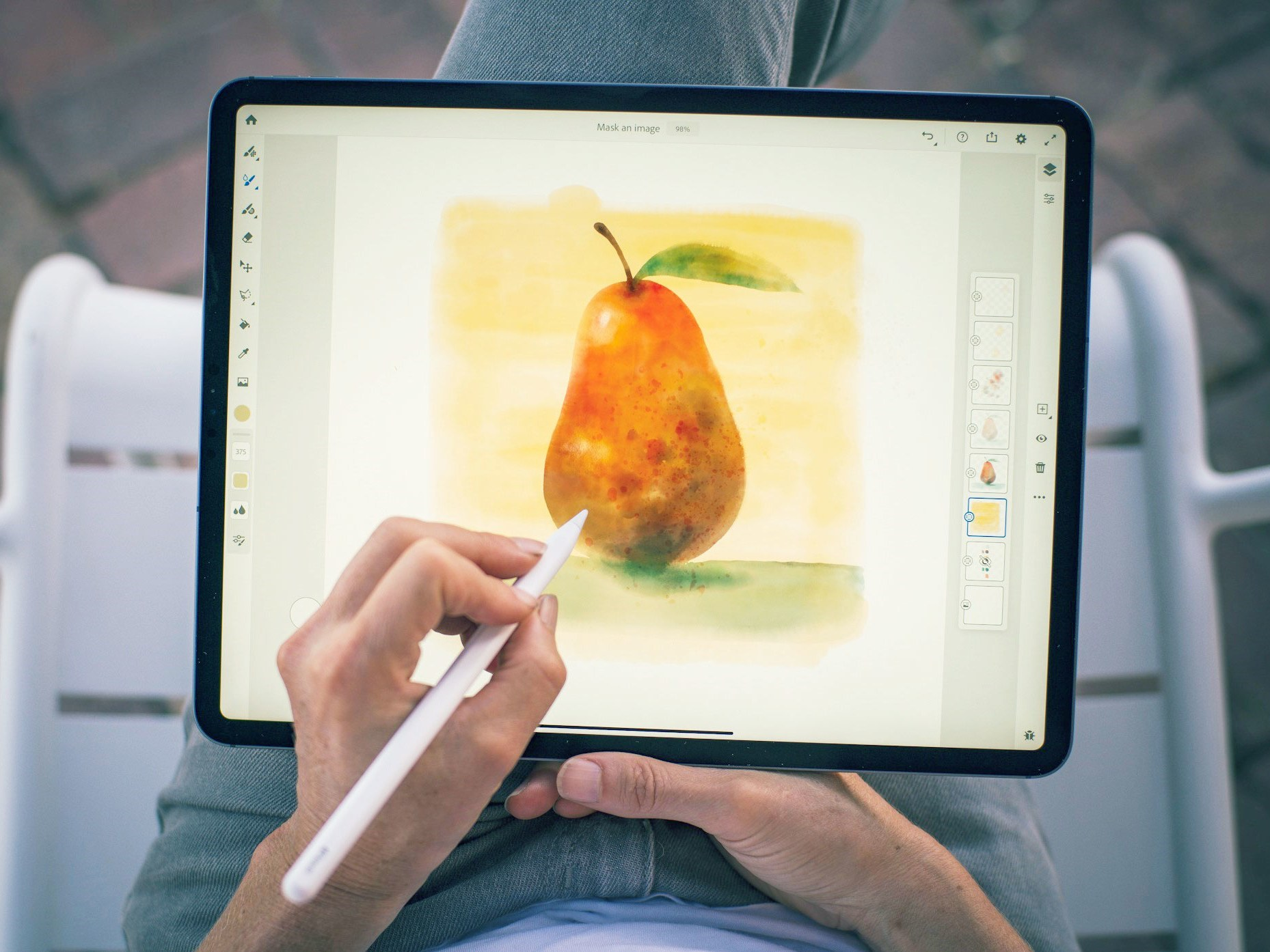Adobe's New Livestreaming Function for Creative Cloud Apps