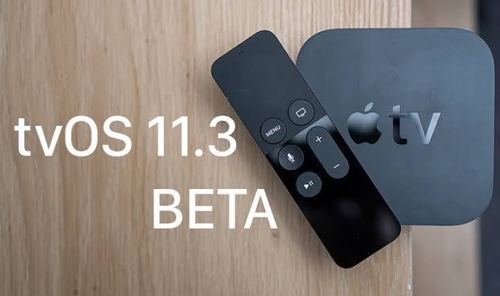 Apple's Update 13.3 as First Beta of tvOS for Developers