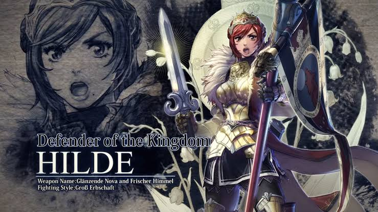 "New SoulCalibur VI DLC Character is Confirmed- ""HILDE"""
