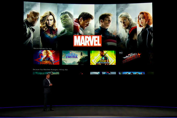 Disney+ just added few more Marvel movies to its list of day-one titles