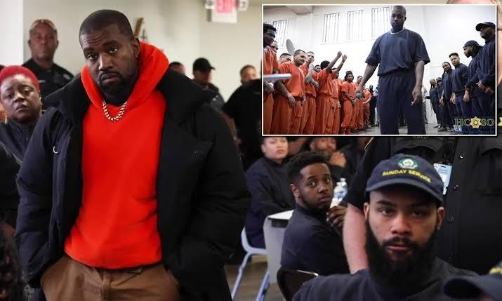Kanye West holds A surprise concerts at Texas prison: Details inside