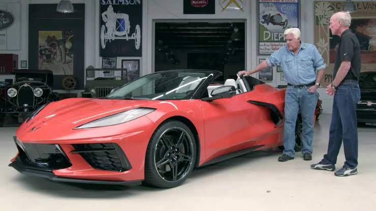 Jay Leno's Garage Dropped 2020 Corvette Z51 Convertible: Details inside