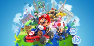 GO NINTENDO'S MARIO KART WII SHIFTS ANOTHER 40K UNITS IN LAST 6 MONTHS
