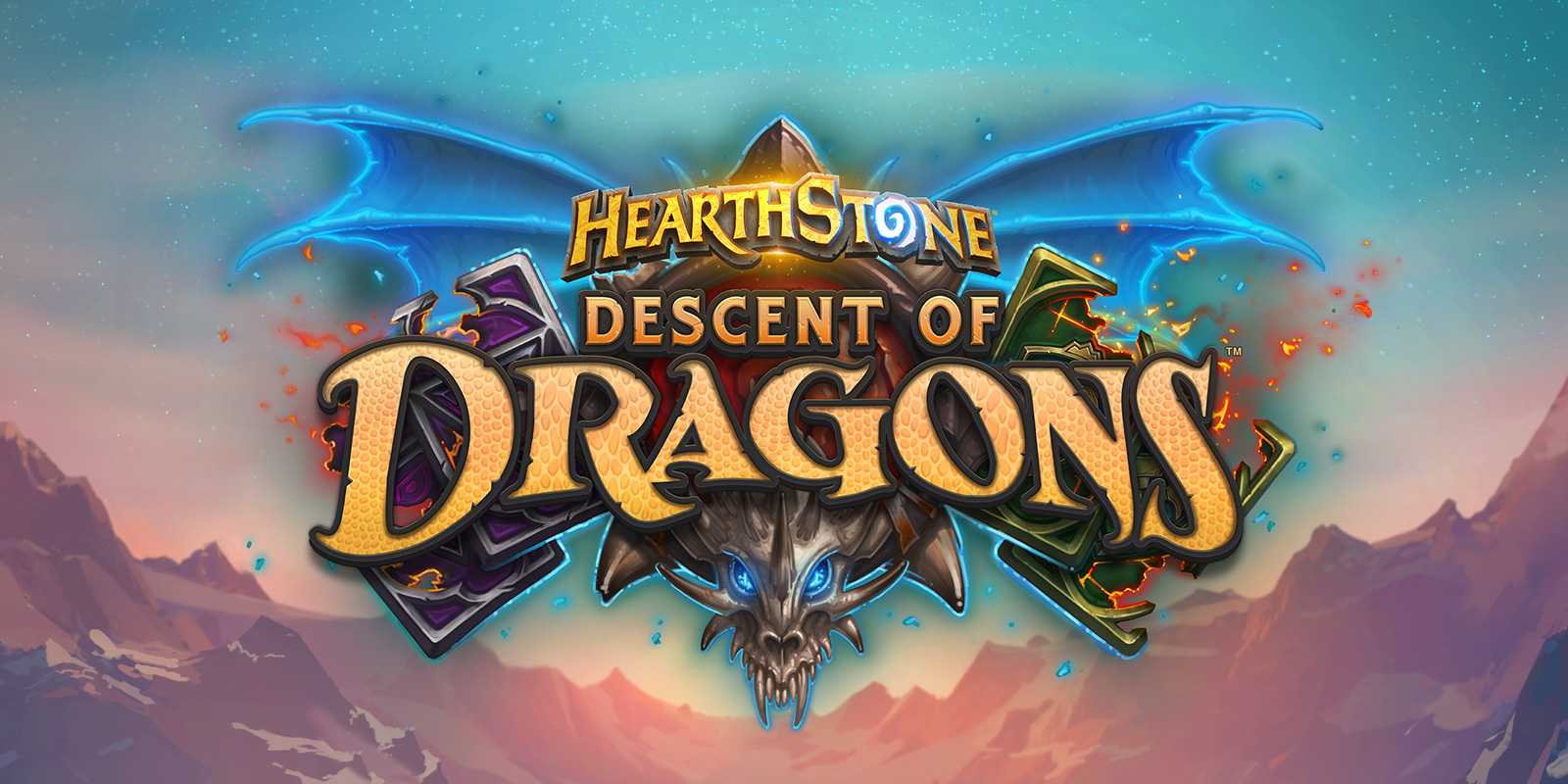 Update: Hearthstone's New expansion - It's all about dragons